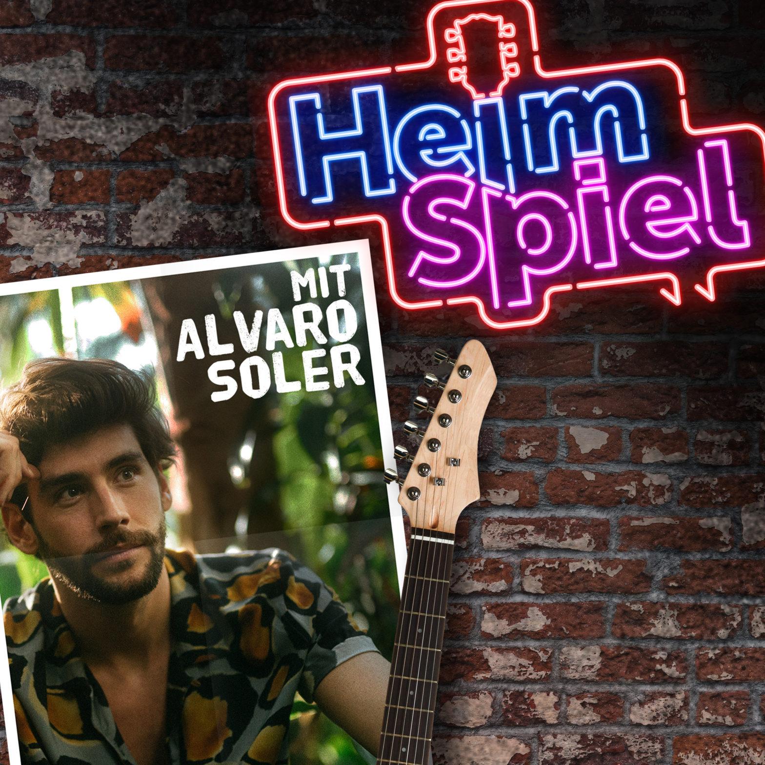 Heimspiel-Podcast mit Alvaro Soler