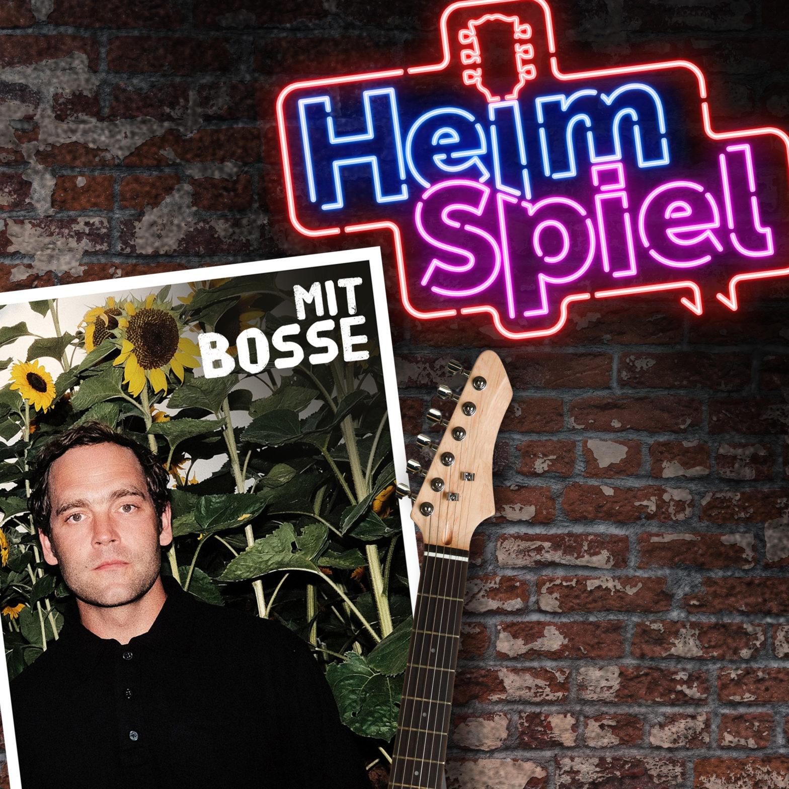 Heimspiel-Podcast mit Bosse