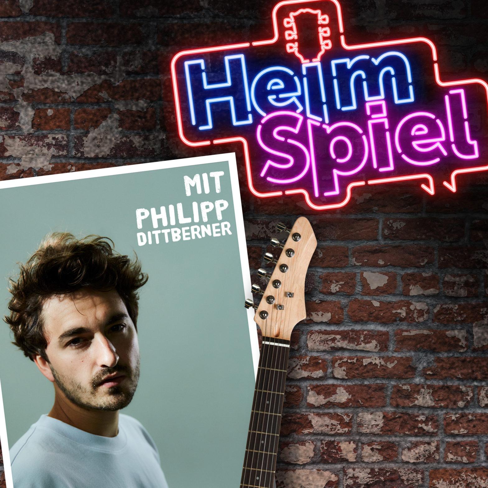 Heimspiel-Podcast mit Philipp Dittberner