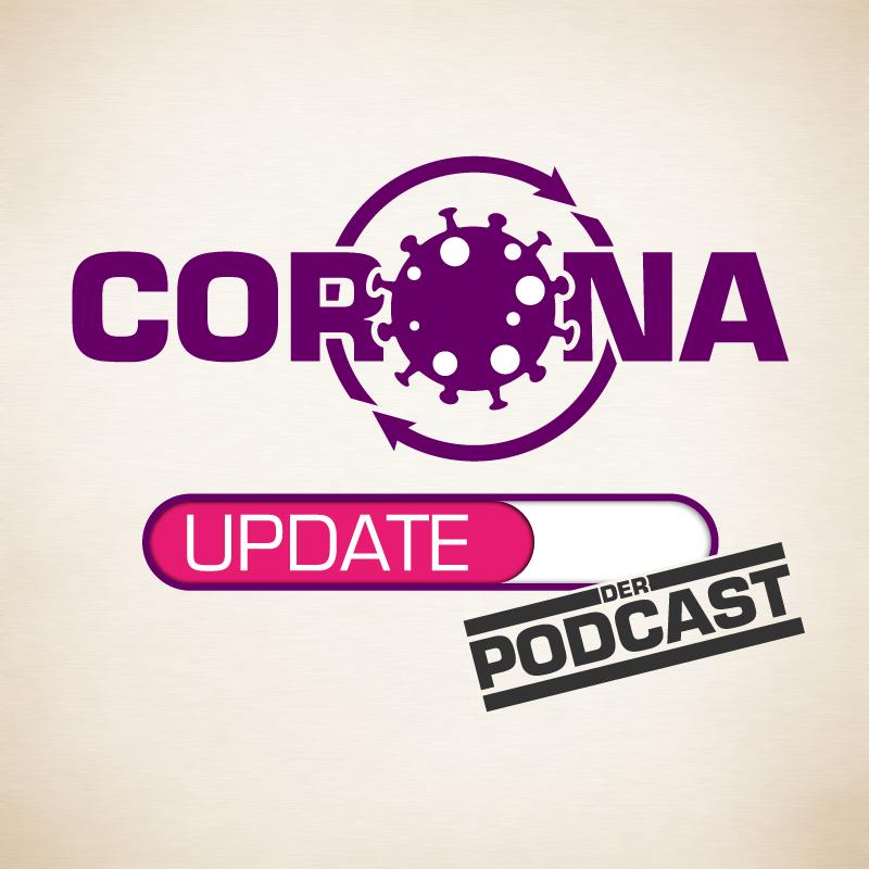 Logo von Corona Update - der Podcast